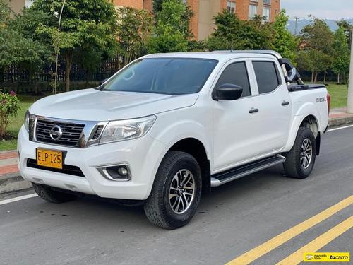 Nissan Frontier Np 300  2.5l Mecánica Diésel