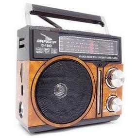 Radio Usb Lanterna