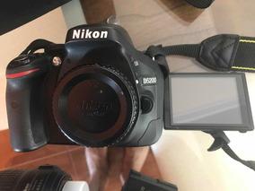 Câmera Fotográfica Nikon D 5200