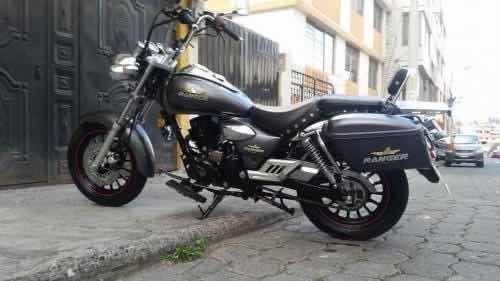 Motocicleta Pandillera Ránger 200go