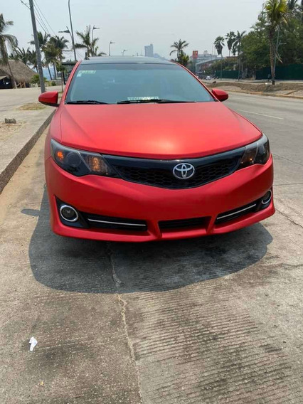 Toyota Camry 2012 3.5 Se V6 Aa Ee Qc At