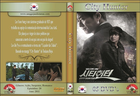 Dorama Kdrama City Hunter