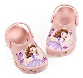Babuche Plugt Ventor Baby Princesa Sofia Disney Original