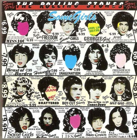 Cd The Rolling Stones - Some Girls / Importado