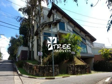 Vende - Casa No Condomínio Arujazinho 5, Excelente Imóvel, Com A/t 480m², - Ca00198 - 1279635