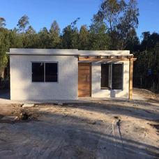 Construccion De Casas En Ladrillo Bolseado Y Plancha 19.300