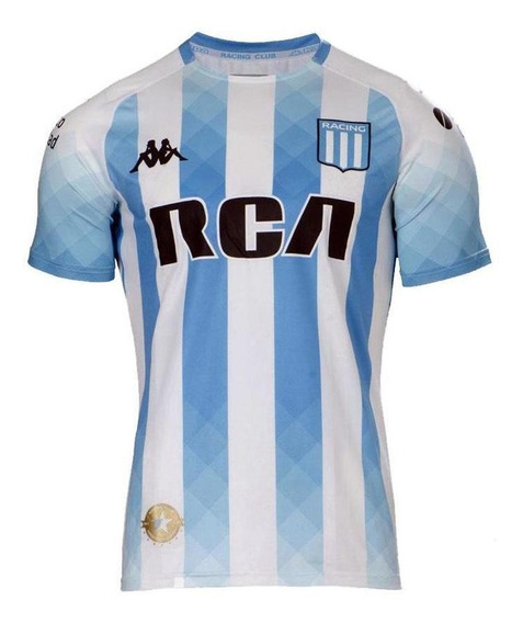Kappa Camiseta Titular - Racing Club 19