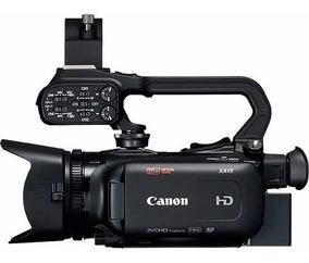 Filmadora Canon Xa15 Full Hd Sdi Hdmi Composite Avchd Mp4 Nf