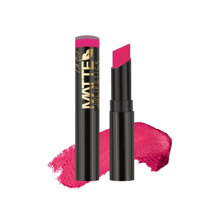 Velvet Matte Flat Labial- L.a Girl Cosmetics (bliss Glc814)