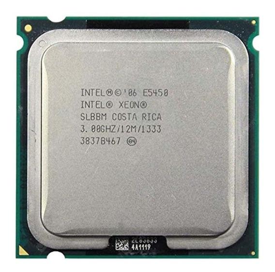 Processador Intel Xeon Quad E5450 3,00ghz Adaptado 775 Q9650