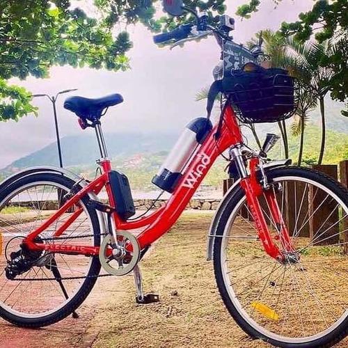 Imagem 1 de 1 de E-bike Wind