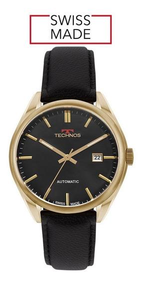 Relógio Technos Masculino Suiço 2824aa/2p Ediçao Limitada