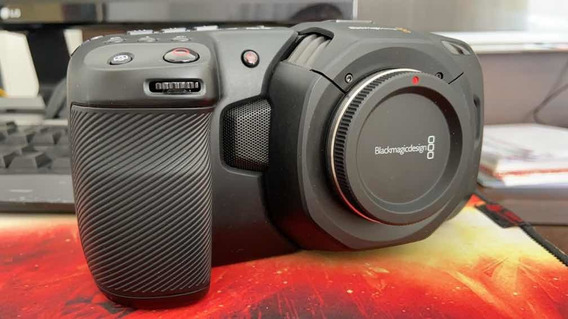 Camera Blackmagic Pocket 4k Bmpcc 4k