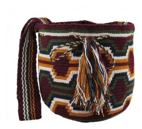 Mochila Wayuu Pequeña