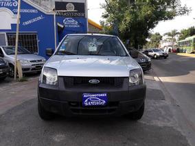 Ford Ecosport Xl Plus Gnc Mod 2005 Automotores Santiago