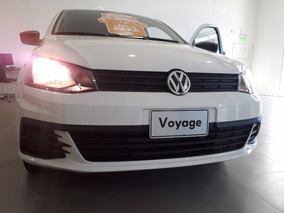 Vw Volkswagen Voyage 1.6 Trendline My17