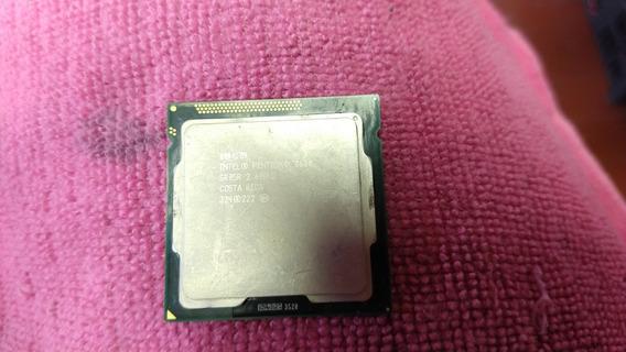 Processador 1155 Pentium G620 2.60ghz