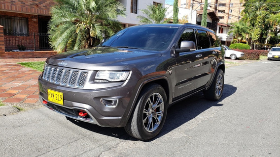 Jeep Grand Cherokee 5.7 360hp Como Nueva 2014