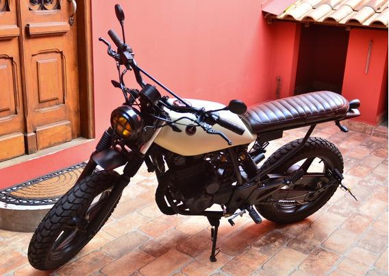 Moto Scrambler 250cc