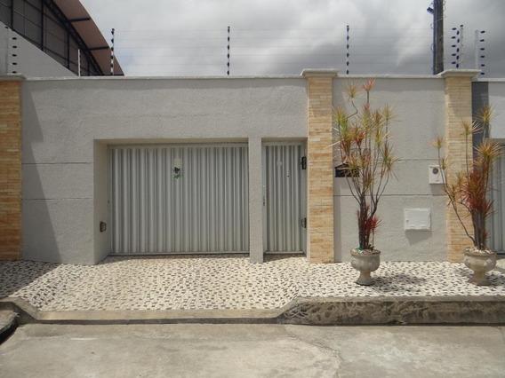 Casa Com 3 Dormitórios À Venda, 114 M² Por R$ 490.000,00 - Cidade Dos Funcionários - Fortaleza/ce - Ca1470