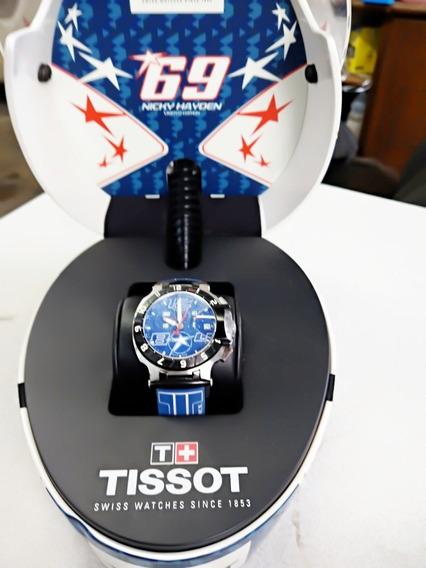 Relógio Tissot Moto Gp Nichy Hayden Limited Edition