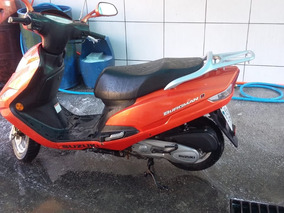 Moto Suzuki 2016 Modelo Burgman 125cc.