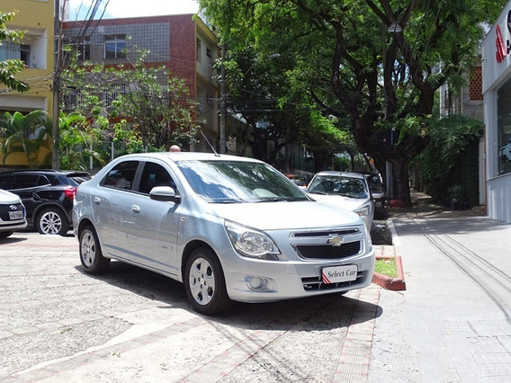 Chevrolet Cobalt Lt 1.4 8v Manual 2012/2012
