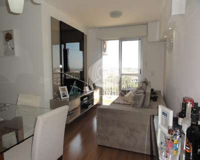 Apartamento Para Venda No Bonfim Em Campinas - Imobiliária Em Campinas - Ap03017 - 34108840