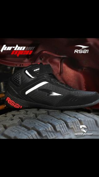 Botas Rs21 De Caballeros Deportivas Speed Power