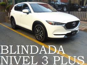 Mazda Cx-5 S 2018 Blindada Nivel 3 Plus Blindaje Blindados