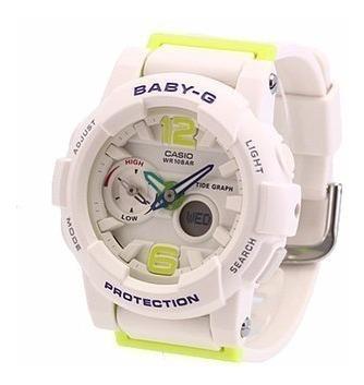 Reloj Casio Mujer Baby-g Bga-180-7b2 Envio Gratis
