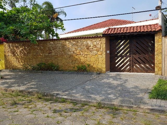 Linda Casa No Jardim Diplomata, Em Itanhaém, Litoral Sul Sp