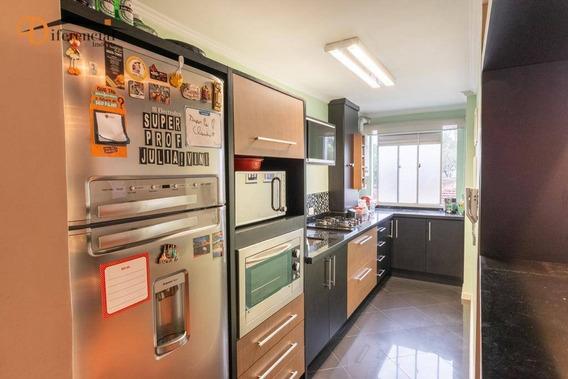 Cobertura Com 3 Dormitórios À Venda, 152 M² Por R$ 585.000,00 - Hugo Lange - Curitiba/pr - Co0159