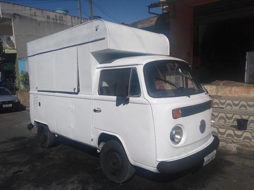 Kombi Food Truck Ano 90 Documentação Modificada P/ Comércio