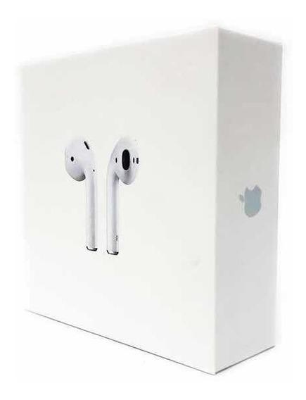 Apple AirPods 2 Audífonos Inalámbricos, Original, Tienda