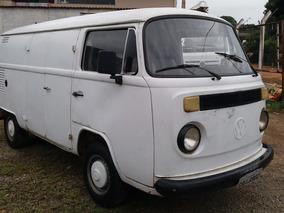 Volkswagen Kombi Furgao , 1987