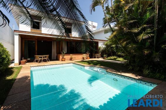 Casa Assobradada - Jardim Paulista - Sp - 581095