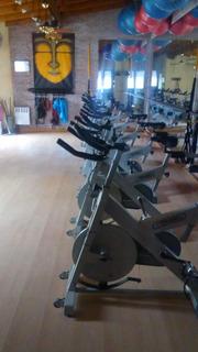 11 Bicis Spining Fitness Machine Todas Por 85 Mil