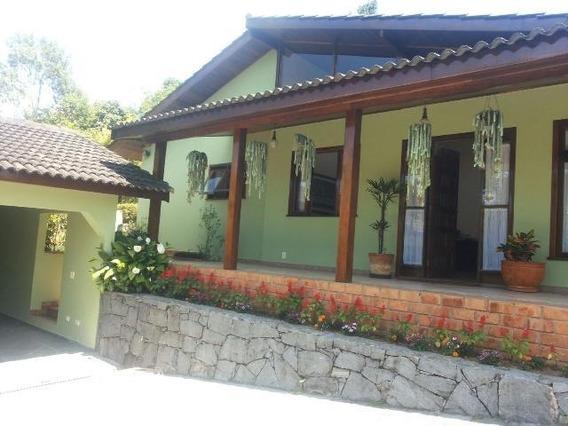 Casa Em Jardim Europa, Itapecerica Da Serra/sp De 435m² 3 Quartos Para Locação R$ 5.000,00/mes - Ca306059