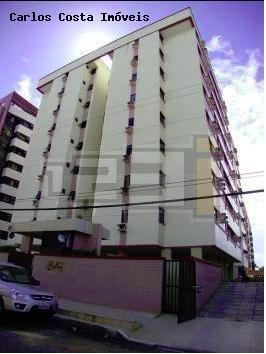 Apartamento Para Venda Em Maceió, Jatiúca, 3 Dormitórios, 1 Suíte, 3 Banheiros - Apmaceio01