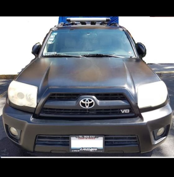 Toyota 4runner Limited 3 Filas Ba Abs Piel Qc At 2006
