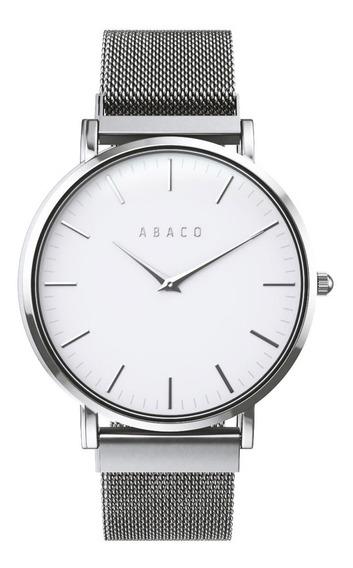 Reloj Mujer Simple Elegante Calidad Pulsera Abaco