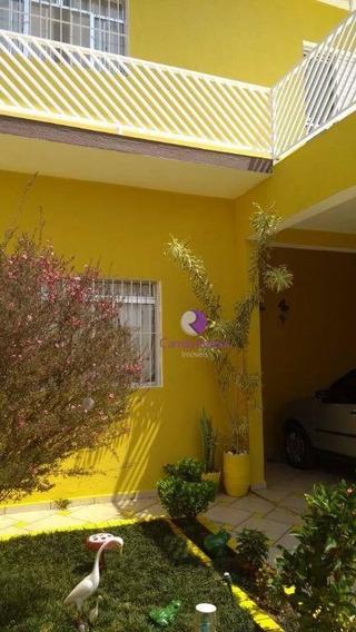 Sobrado Com 4 Dormitórios À Venda, 290 M² - Cidade Edson - Suzano/sp - So0247