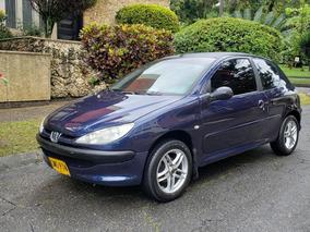 Peugeot 2006 Cr Aire Acondicionado 2006