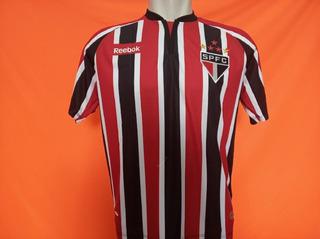 Camisa São Paulo 2010 Oficial Reebok Tenys Pé Wellington