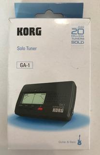 Afinador Electronico De Guitarra Y Bajo Korg Solo Tuner Ga-1