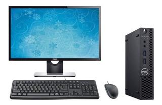 Dell Optiplex Micro 3060 Core I3 Ram 4gb Hdd 500gb 18.5