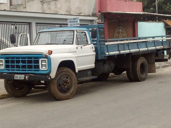 Caminhão Ford F11000 1987 (direção Hidráulica)