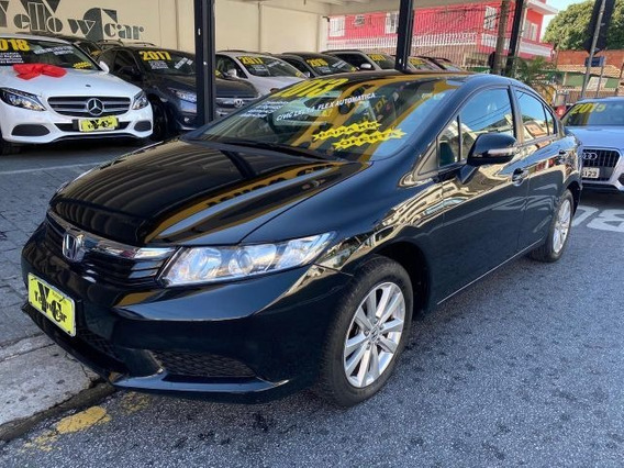 Honda Civic Lxl 1.8 16v Flex, Eci0839