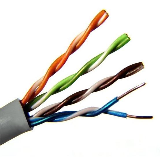 Cable De Red Utp 5e Internet Camaras Red Rj45 10 Metros